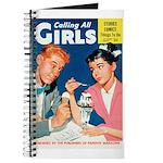 """Pulp Journal - """"Calling All Girls"""""""