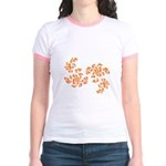 Julia phoenix Jr. Ringer T-Shirt