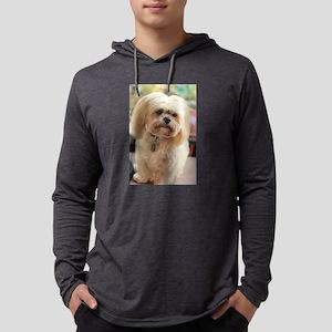 Koko blond lhasa Long Sleeve T-Shirt