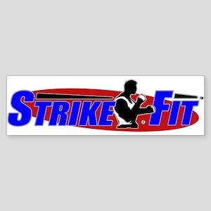 Strike-Fit Bumper Sticker