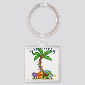 Summer virginia beach- virginia Keychains