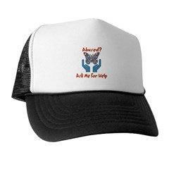 Domestic Violence Help Trucker Hat