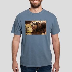 Kanoe rescue dog blind T-Shirt