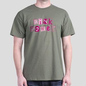 MK Pink Power Dark T-Shirt