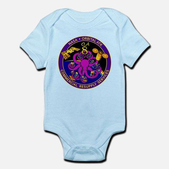 NASA OA-8E Baby Light Bodysuit