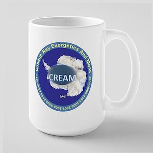 CRS-12 CREAM 15 oz Ceramic Large Mug