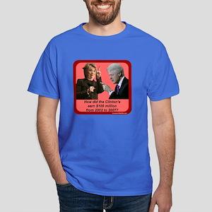"""$109 Million?"" Dark T-Shirt"