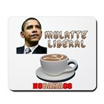 Obama 'Mulatte Liberal' Mousepad