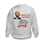 Obama 'Mulatte Liberal' Kids Sweatshirt