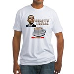 Obama 'Mulatte Liberal' Fitted T-Shirt