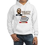 Obama 'Mulatte Liberal' Hooded Sweatshirt