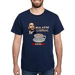 Obama 'Mulatte Liberal' Dark T-Shirt