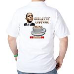 Obama 'Mulatte Liberal' Golf Shirt