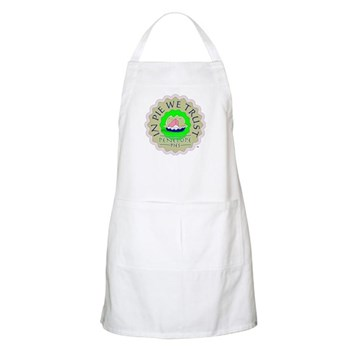 IN PIE WE TRUST Apron