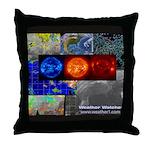 Weather-Watcher Throw Pillow