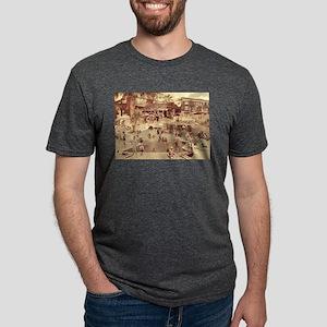 Art Dèco Pool (Rusty Edition) T-Shirt