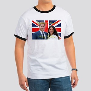 HRH Prince Harry and Meghan Markle T-Shirt
