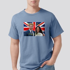 HRH Prince Harry and Meghan Markle T-Shirt