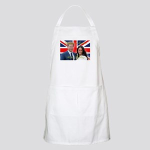 HRH Prince Harry and Meghan Markle Light Apron