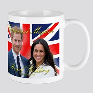 HRH Prince Harry and Meghan Markle Mugs