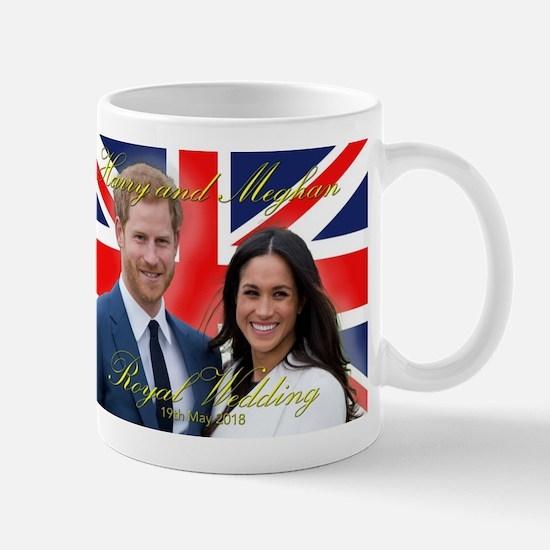 HRH Prince Harry and Meghan Markle Mugs