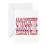 Scouserette Greeting Cards (Pk of 20)