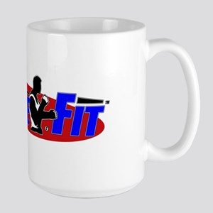 Strike-Fit Large Mug