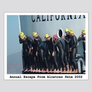 Annual Escape from Alcatraz Swim 2002,Sm