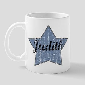 Judith (blue star) Mug