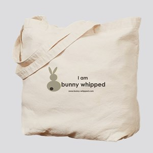 I am bunny whipped Tote Bag