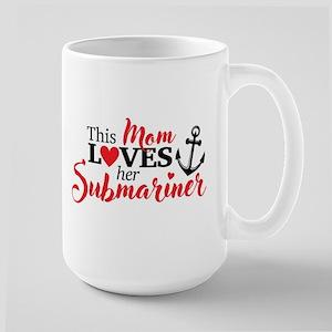 Mom Loves her Submariner Mugs
