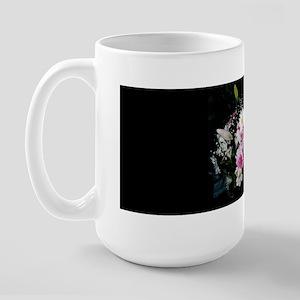 Large Flower Arrangement Mug