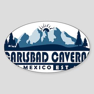 Carlsbad Caverns - New Mexico Sticker