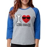 I Love Long Beach Long Sleeve T-Shirt