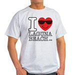 I Love Laguna Beach T-Shirt