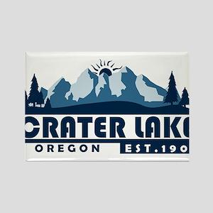 Crater Lake - Oregon Magnets