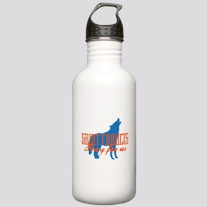 Saint Francis Stainless Water Bottle 1.0L