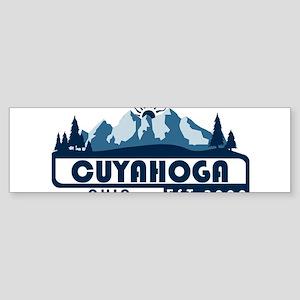 Cuyahoga Valley - Ohio Bumper Sticker
