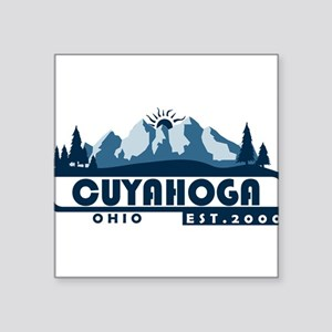 Cuyahoga Valley - Ohio Sticker