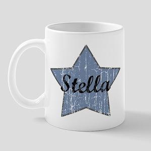 Stella (blue star) Mug