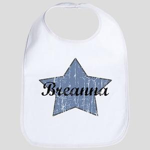 Breanna (blue star) Bib