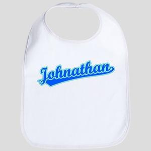 Retro Johnathan (Blue) Bib