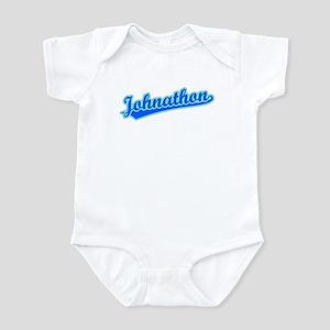 Retro Johnathon (Blue) Infant Bodysuit