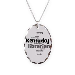 Necklace - Kentucky Librarian