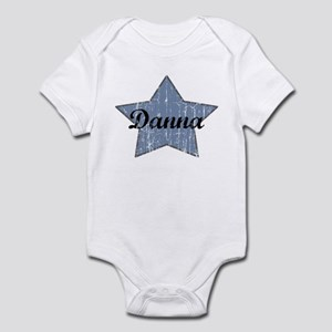 Danna (blue star) Infant Bodysuit