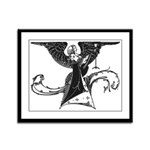 Faust 26 Framed Panel Print