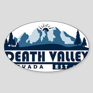 Death Valley - California, Nevada Sticker