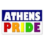 Athens Pride (bumper sticker)