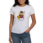 fat cow sings Women's T-Shirt