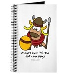 fat cow sings Journal